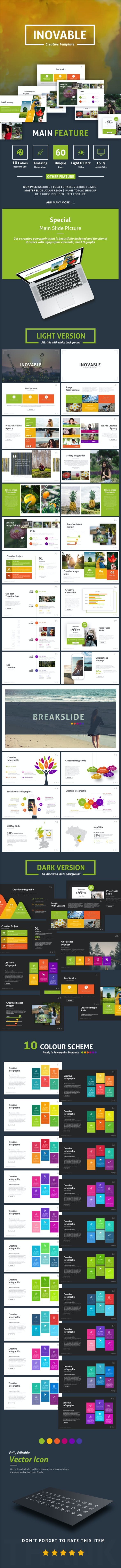inovable creative presentation template by rrgraph graphicriver
