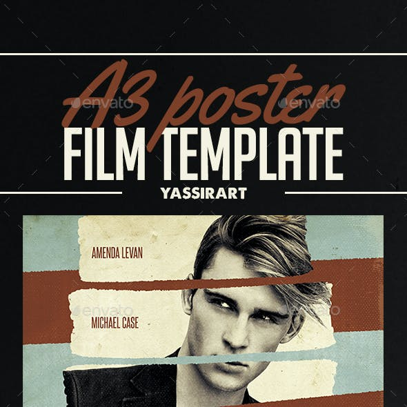 Grunge Poster Graphics Designs Templates From Graphicriver