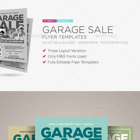 driveway graphics designs templates from graphicriver