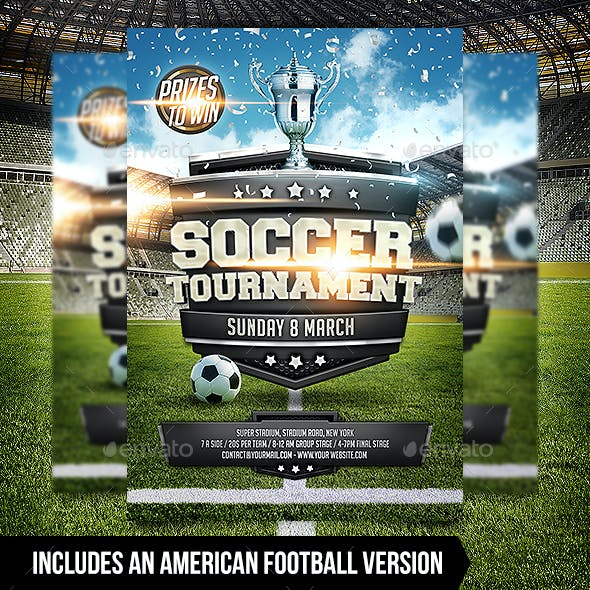 Brazil World Cup Graphics Designs Templates From Graphicriver