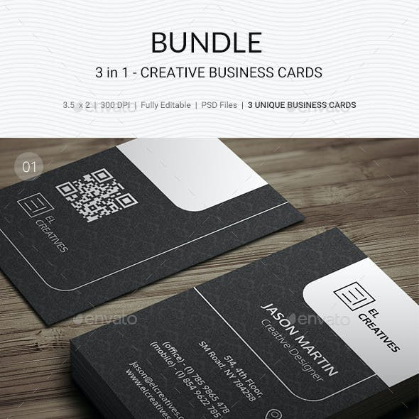 Branding Business Card Templates Designs From Graphicriver Page 3