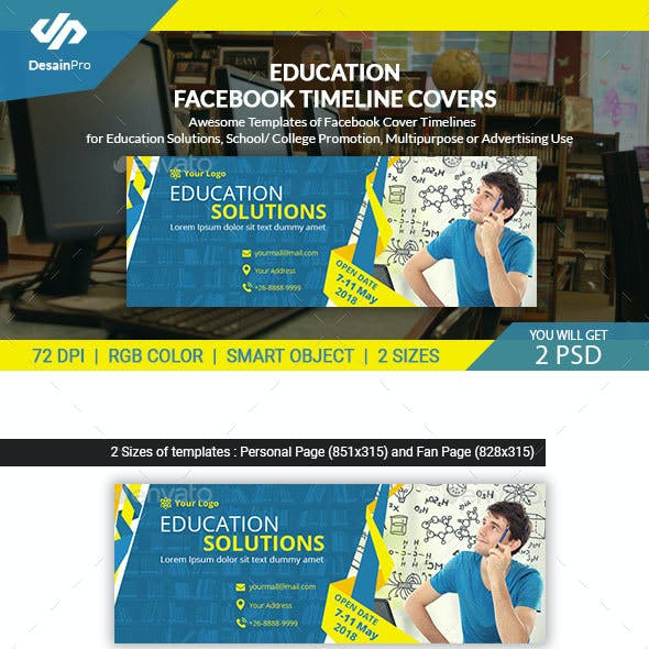 Smart-school Creative Web Elements from GraphicRiver