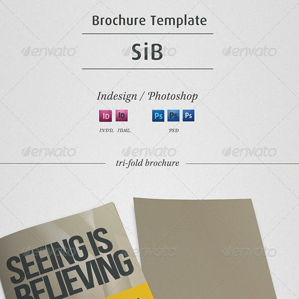 Powerpoint Brochure Templates From Graphicriver