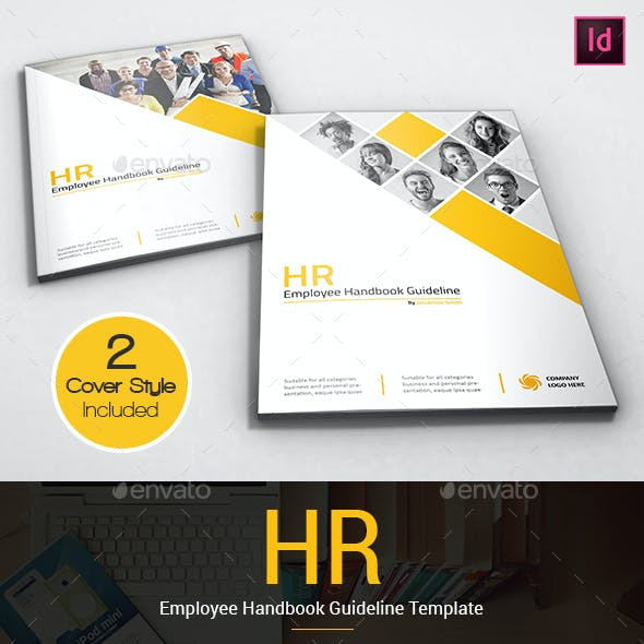 employee handbook graphics designs templates