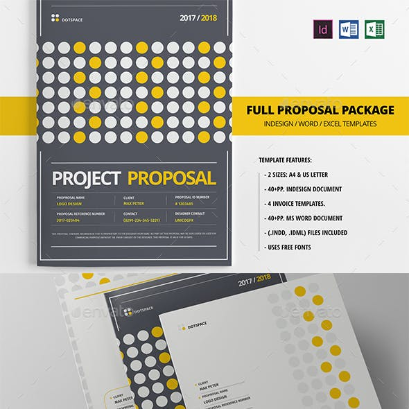 Business proposal template graphics designs templates 100 pages bundle full proposal packages a4 us letter v 20 cheaphphosting Images