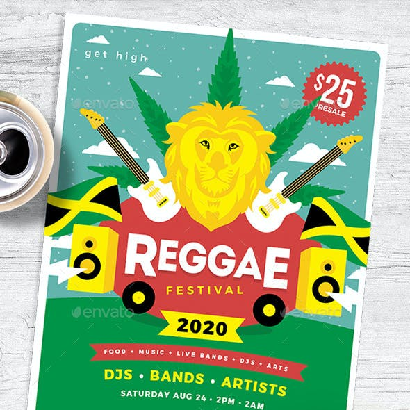 jamaican graphics designs templates from graphicriver