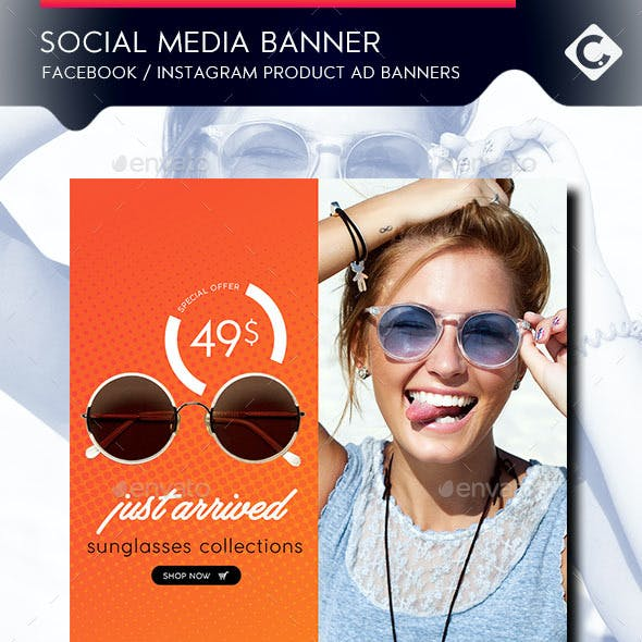 b819cff742 Sunglasses Banner Graphics