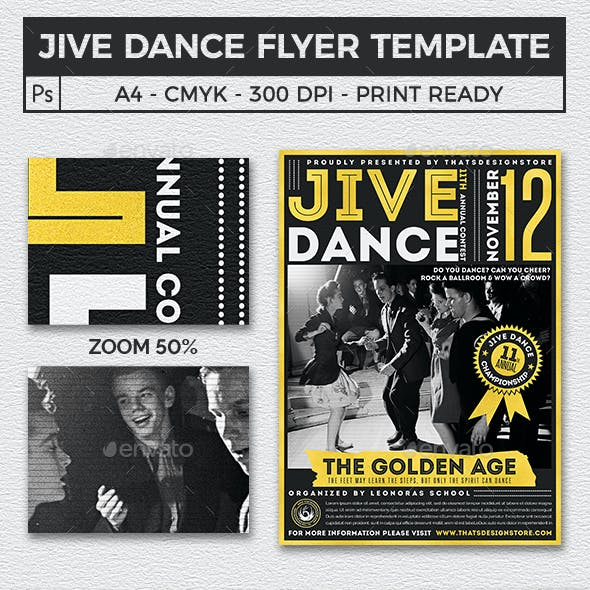 Intros Dance and Flyer Event Flyer Templates from GraphicRiver (Page 8)
