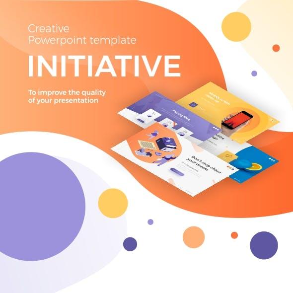 initiative creative presentation by rrgraph graphicriver