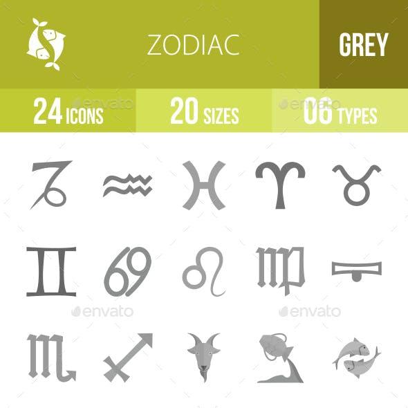 Zodiac Icon Graphics Designs Templates From Graphicriver