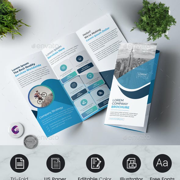 tri fold graphics designs templates from graphicriver