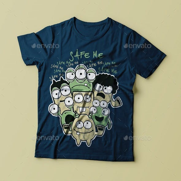 Cool Funny T-Shirt Designs & Graphics from GraphicRiver