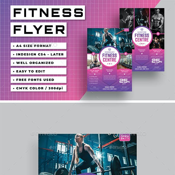 Barbells Crossfit Stationery And Design Templates