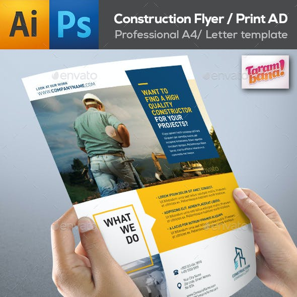 industrial brochure graphics designs templates