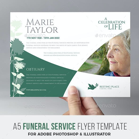 Hospice Graphics Designs Templates From GraphicRiver