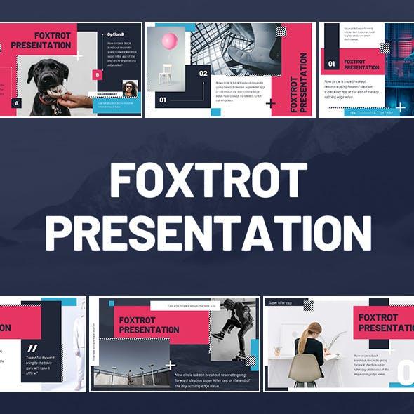 Foxtrot - Animated PowerPoint Presentation