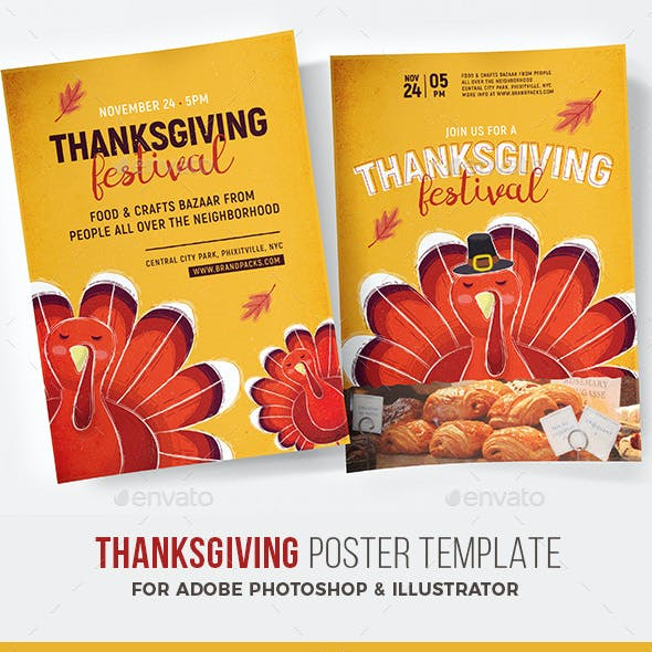 Posters Graphics Designs Templates From GraphicRiver