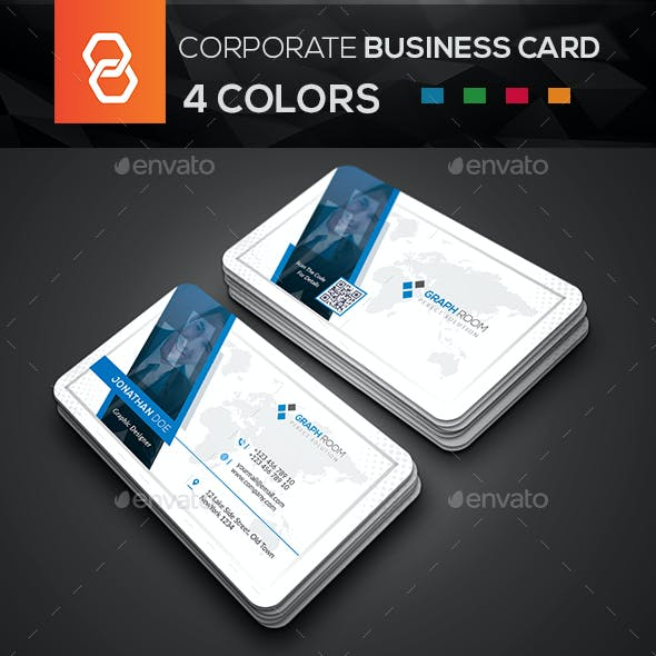 orange and standard business card templates designs