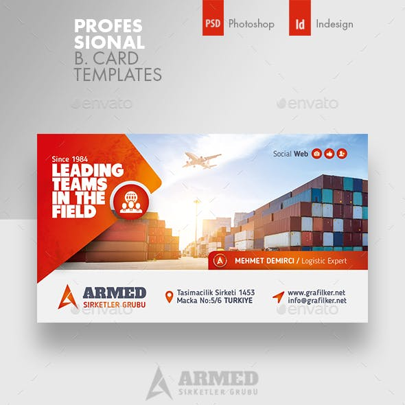 Business card templates designs from graphicriver international business card templates wajeb Images