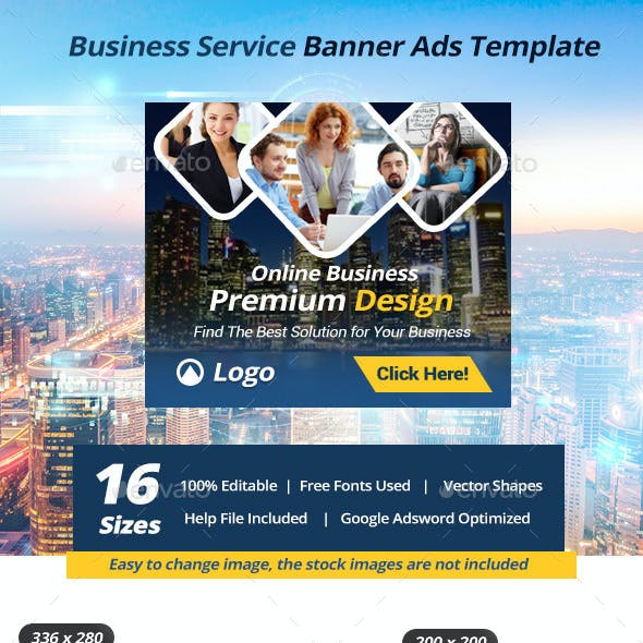 business ad graphics designs templates from graphicriver