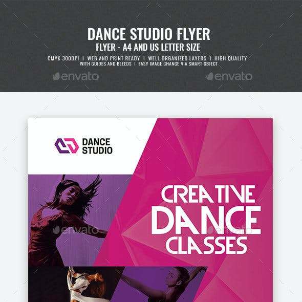 flyer templates from graphicriver