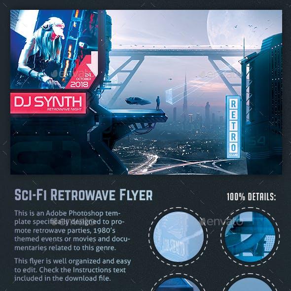 neon retrowave and vaporwave graphics designs templates