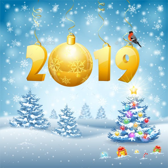 christmas and new year background new year seasonsholidays