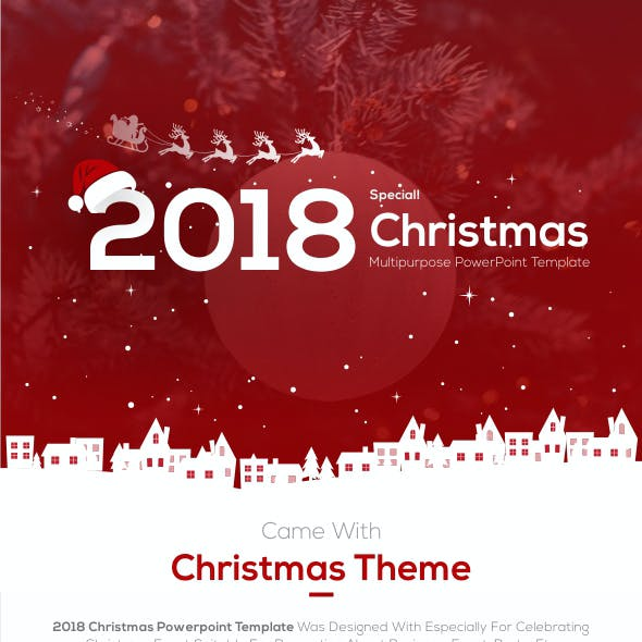 Christmas Presentation Templates From Graphicriver