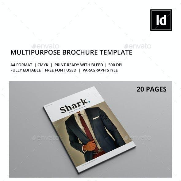portfolio brochure templates from graphicriver