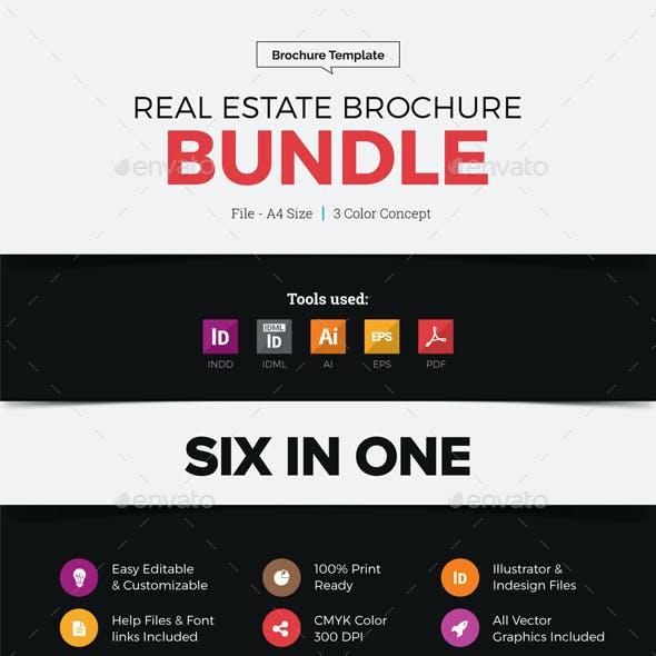 property brochure graphics designs templates
