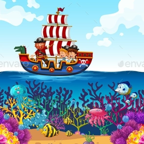 coral reef graphics designs templates from graphicriver
