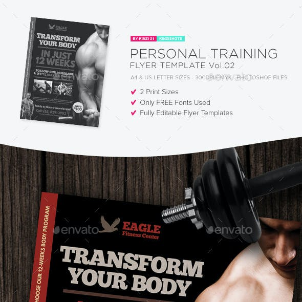 body building graphics designs templates from graphicriver