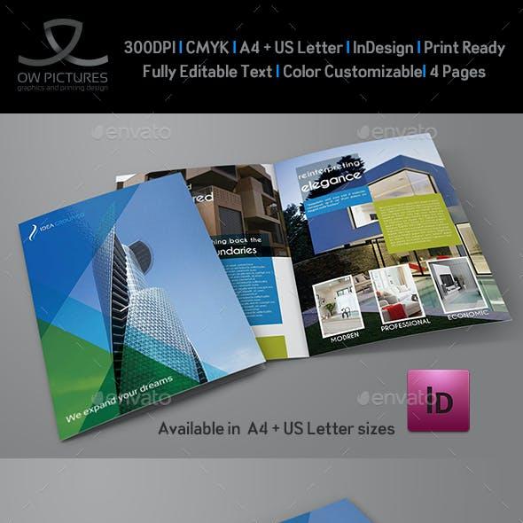 architecture portfolio graphics designs templates