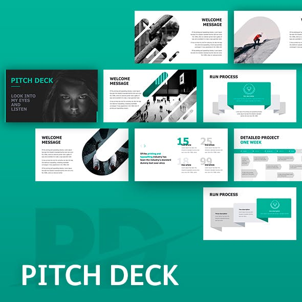 Presentation powerpoint templates from graphicriver pitch deck corporate google slides template maxwellsz