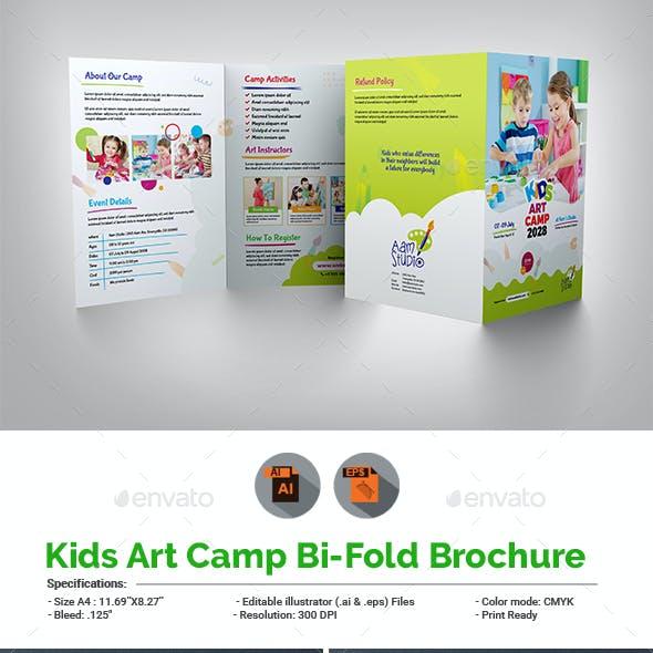 bi fold brochure graphics designs templates from graphicriver