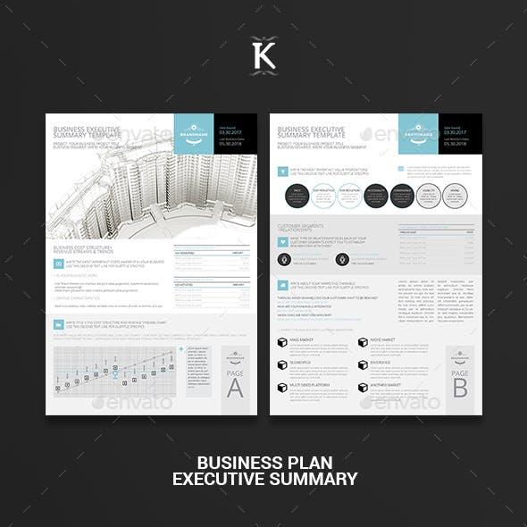 executive summary graphics designs templates
