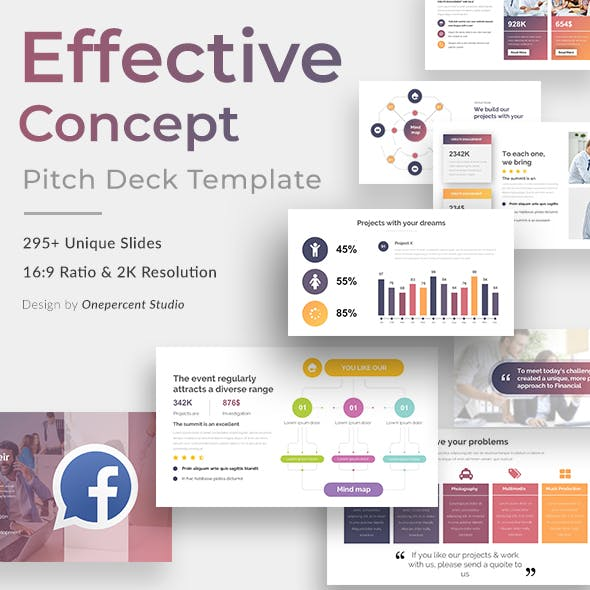 professional and simple presentation templates from graphicriver