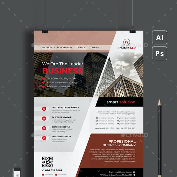 business flyer templates from graphicriver
