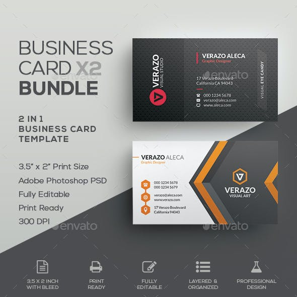 corporate business card templates designs from graphicriver