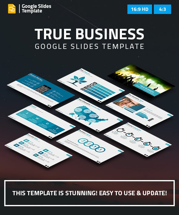 true business google slides presentation template by spriteit