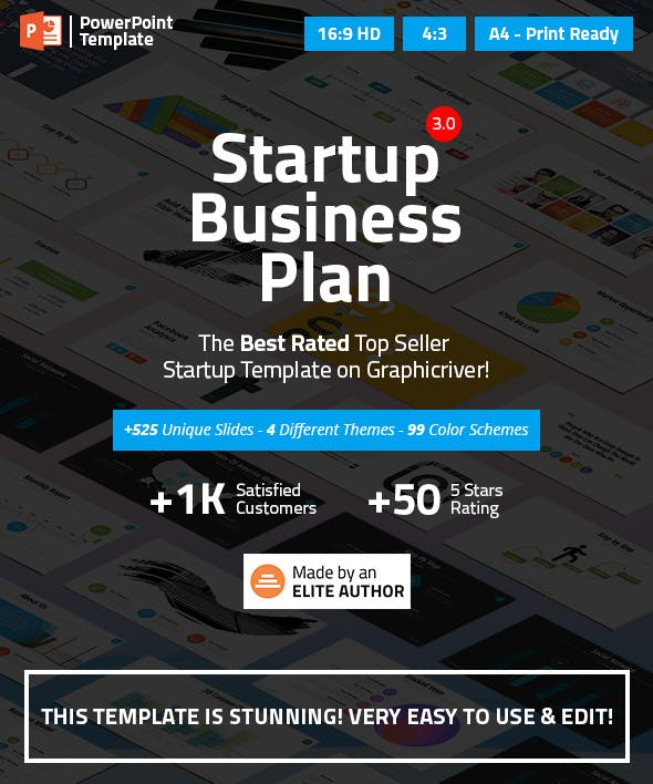 business plan for software startup