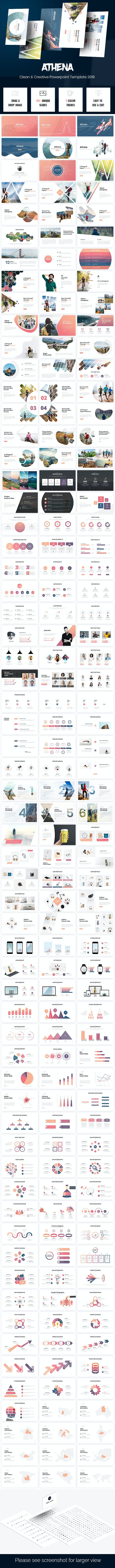 athena creative powerpoint template 2019 by williamhenry989