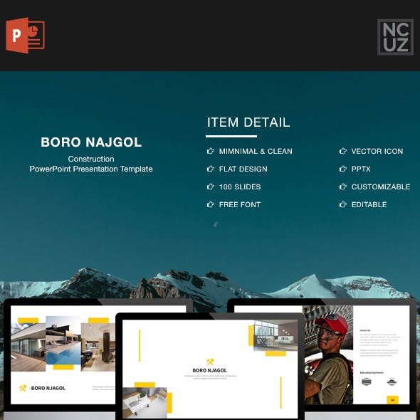Building Html Presentation Templates From Graphicriver