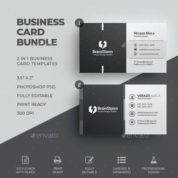Business Card Bundle 62