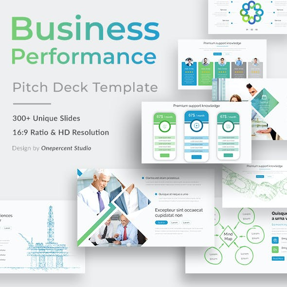 business powerpoint templates from graphicriver