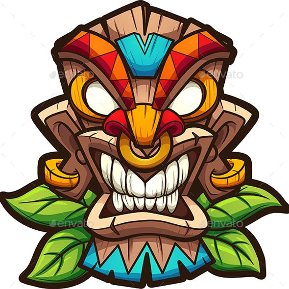 tiki graphics designs templates from graphicriver