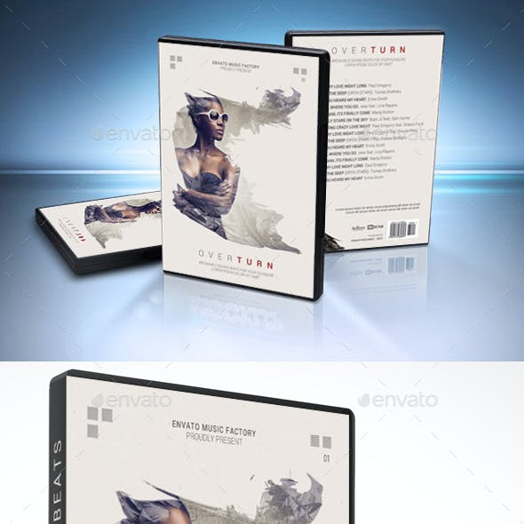 cd dvd artwork templates from graphicriver