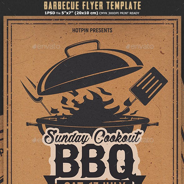 summer event flyer templates from graphicriver