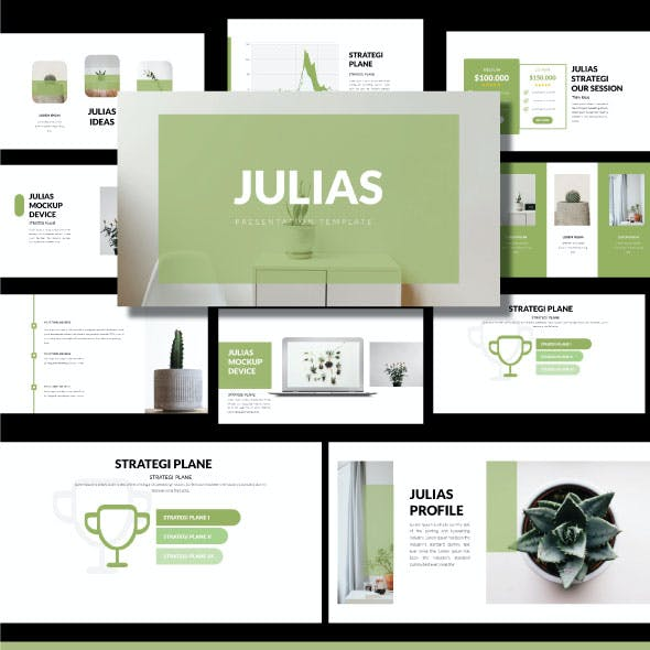 presentation powerpoint templates from graphicriver