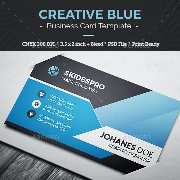 Business Card Templates Designs From Graphicriver Page 2